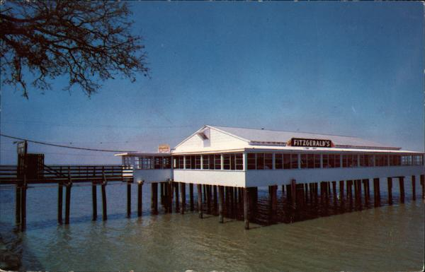Fitzgerald's Seafood Restaurant New Orleans Louisiana