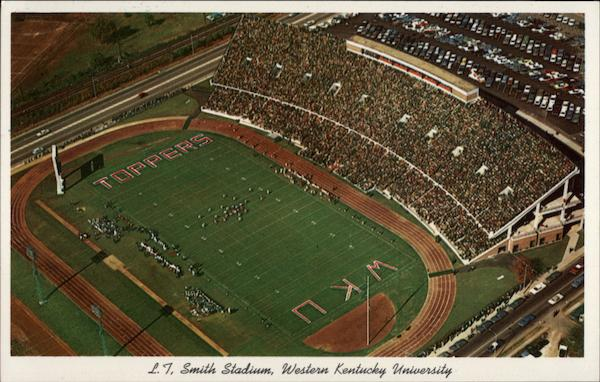 L. T. Smith Stadium, Western Kentucky University Bowling ...