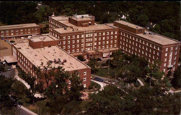Hinsdale Sanitarium and Hospital Illinois