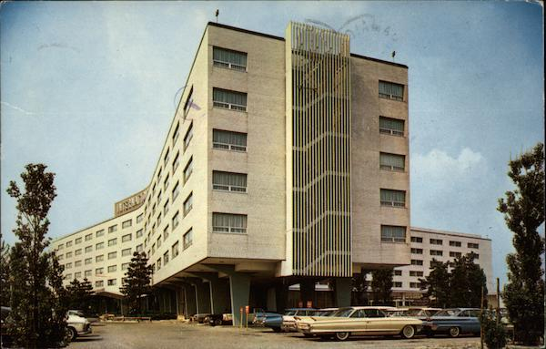 International Hotel, John F. Kennedy International Airport Jamaica New York