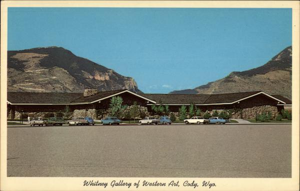 Whitney Gallery of Western Art Cody Wyoming