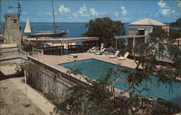 Club Comanche - St. Croix Christiansted Virgin Islands