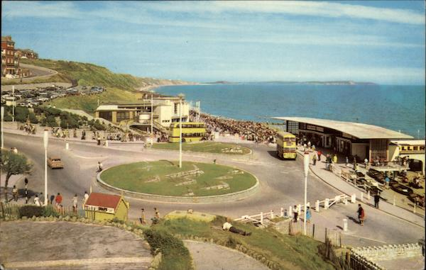 The Pier Approach Boscombe England Dorset