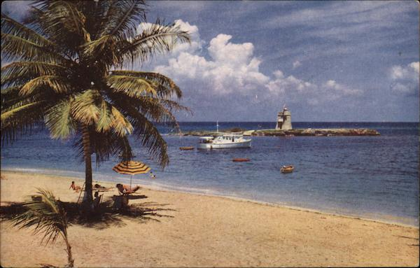 Beach at Tower Isle Hotel Jamaica