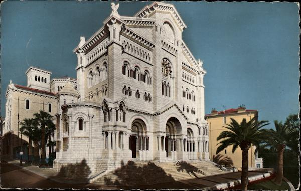 The Cathedral (1875-1894) Monaco