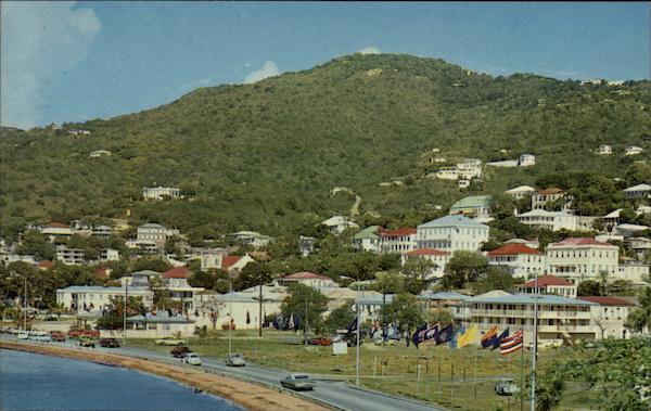 Veterans Drive, Cahrlotte Amalie St. Thomas Virgin Islands