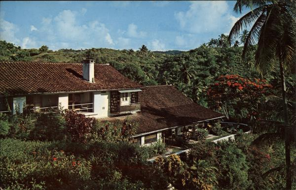 Arnos Vale Hotel - The Main House Scarborough Tobago