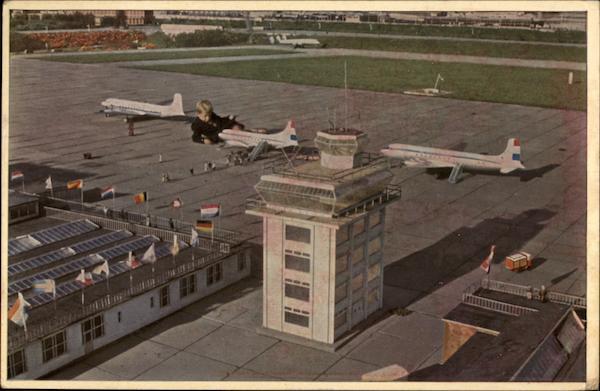 Airport - Madurodam Miniature City The Hague Netherlands