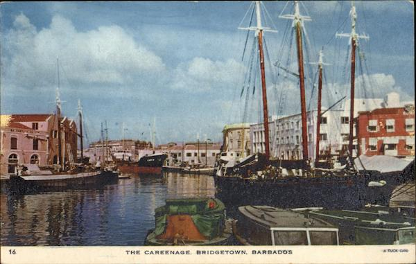 The Careenage Bridgetown Barbados Caribbean Islands