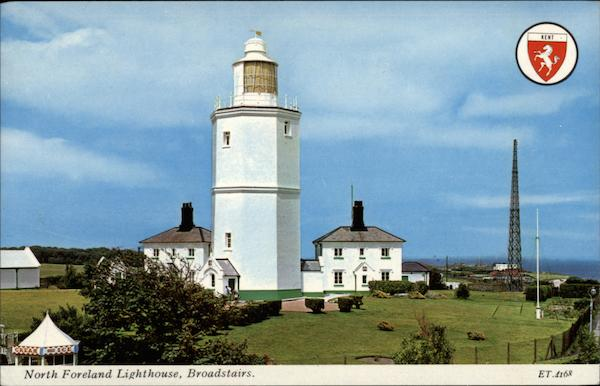 North Foreland Lighthouse Broadstairs England Kent