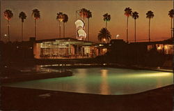 Fairway Motor Hotel Postcard