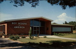 San Fernando Valley Council Headquarters, Boy Scouts of America Postcard