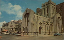 City Methodist Church Postcard