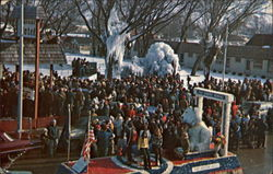 Crowning of the Queen, Annual Winter Carnival