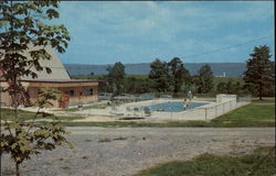 Wytheville KOA Kampground Postcard