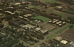 Looking South, Oregon State University