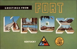 Greetings from Fort Knox
