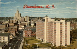 View of Downtown Providence