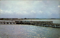 Titusville Pier on the Causeway