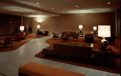 Main Lounge in The Wisconsin Center