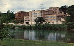 State University of Iowa, Hillcrest, Men's Dormitory