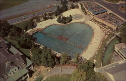 Swimming Pool and Park Golf Glub, Hershey Park