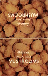 Delicious Fried Mushrooms