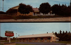Carlson's Motel , Ferry Lane Road