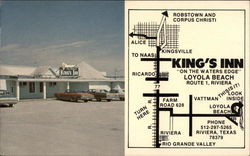 King's Inn Postcard
