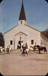 The Chapel at Boys' Ranch Postcard