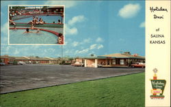 Holiday Inn of Salina Postcard
