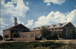 Umphrey Lee Student Center Postcard