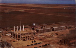 Aerial View of Tuco Generating Station