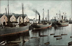 Harbour Potato Boats
