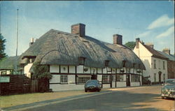 The Old Cottage Postcard