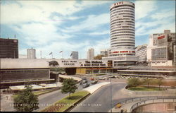 Bull Ring Centre and Rotunda