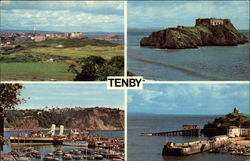 Multiple Sights of Tenby