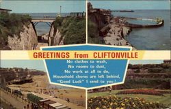 Greetings from Cliftonville
