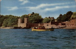 Brownsea Island, Poole Harbour