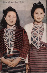 Girls of the Tyal Tribe