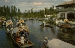 Xochimilco Lake