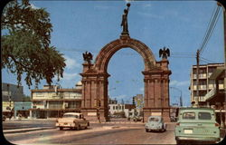 Arch of Independence