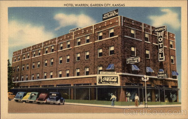 Hotel Warren Garden City Ks