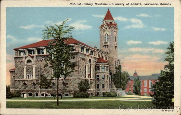 Natural History Museum, University of Kansas Lawrence