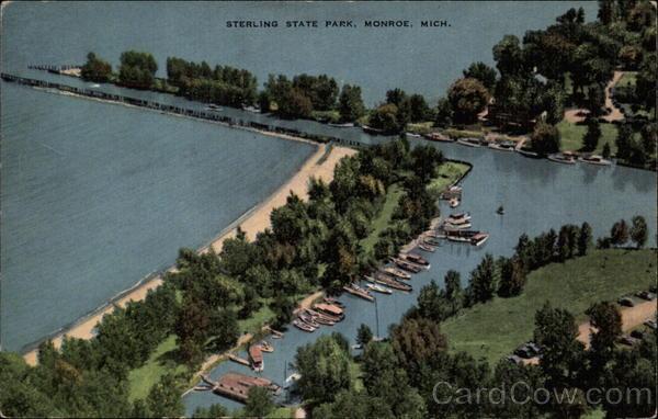 Sterling State Park Monroe Mi