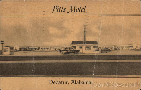 Motel  Decatur Al