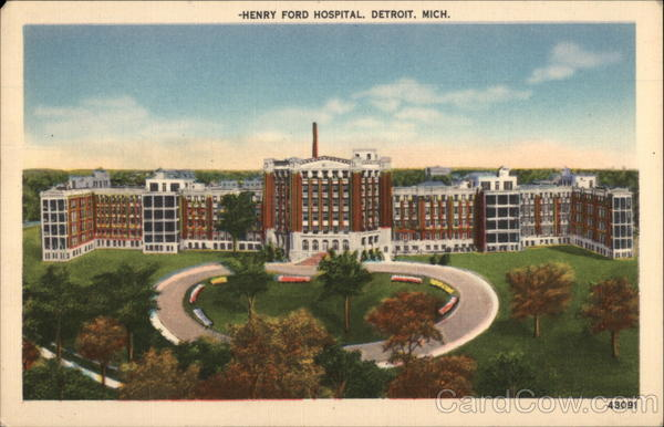 Harbor town detroit henry ford for Ford motor company detroit michigan phone number