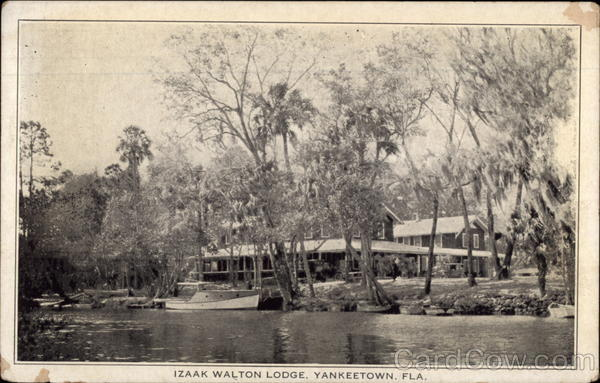 Izaak Walton Lodge Yankeetown Florida