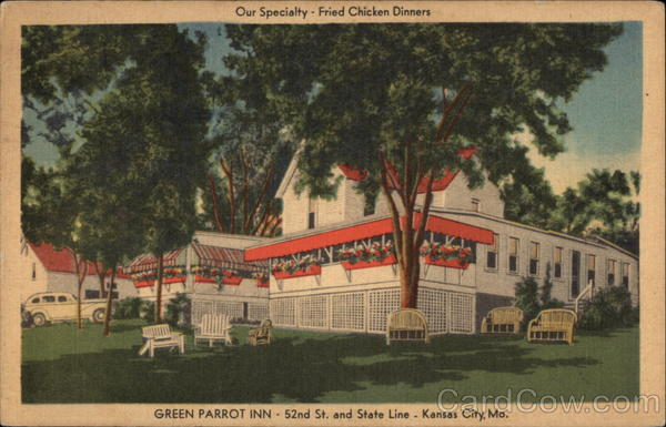 Green Parrot Inn Kansas City Missouri