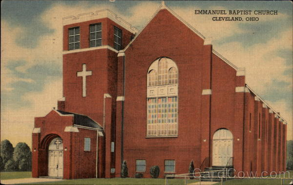 Emmanuel Baptist Church Cleveland Ohio
